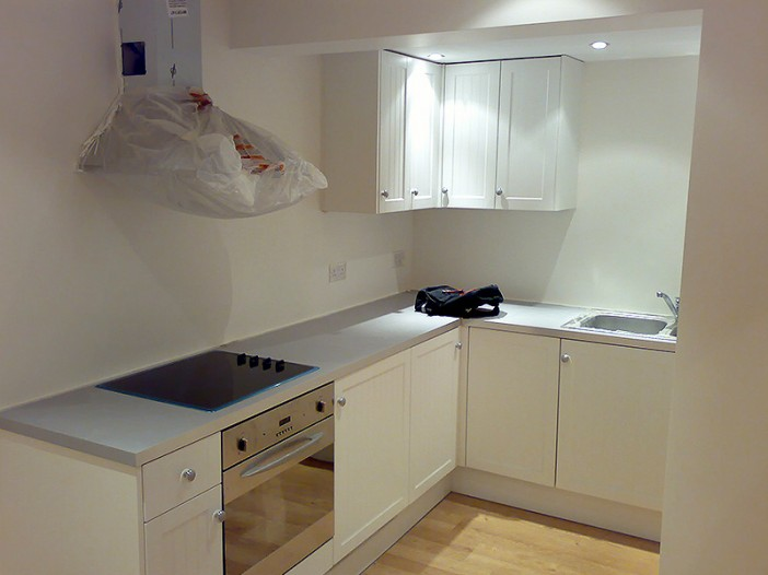 Kitchen refurbished